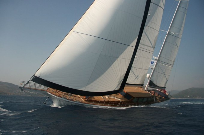 Sailing yacht CLEAR EYES