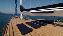 Sail yacht CLEAR EYES - Spacious Deck