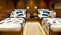 Sail yacht CLEAR EYES - Twin Cabin