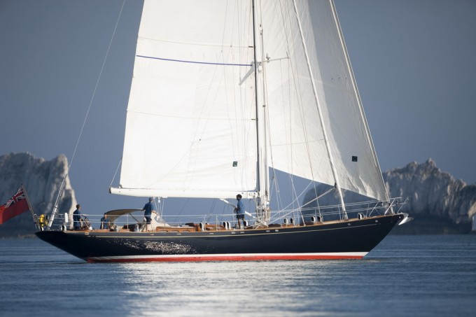 Sail yacht COPIHUE