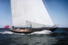 Sail yacht COPIHUE -  Sailing