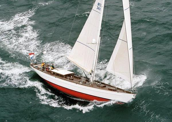 Sailing yacht LADY ANN