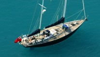 Sail yacht MARGAUX -  At Anchor