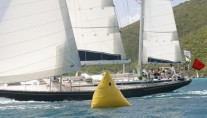 Sail yacht MARGAUX -  Racing