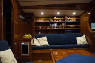 Sail yacht MARGAUX -  Salon