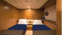 Sail yacht MISS B - Twin Cabin