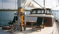 Sail yacht SEA DIAMOND - Deck
