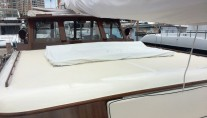 Sail yacht SEA DIAMOND - Foredeck