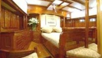 Sail yacht SEA DIAMOND - Master Cabin