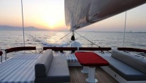 Sailing Catamaran LA SELLA DEL DIAVOLO -  Flybridge