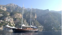 Sailing Gulet MYRA -  On Charter