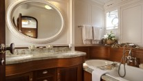 Sailing Schooner ATLANTIC -  Bathroom