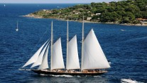 Classic Sailing Schooner ATLANTIC