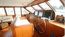 Sailing Yacht ASIA -  Wheelhouse