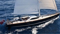 Sailing Yacht Alcanara - Image courtesy of Dubois Naval Architects
