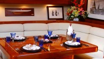 Sailing Yacht Aspiration - Dining