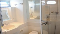 Sailing Yacht Billy Budd 2 -  Master Ensuite