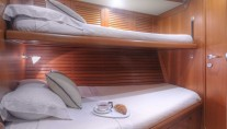 Sailing Yacht CONSTANTER - Double cabin