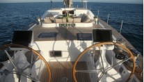 Sailing Yacht CONSTANTER - Dual helms