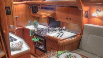 Sailing Yacht CONSTANTER - Galley