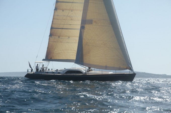 Sailing Yacht CONSTANTER - Main