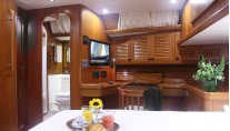 Sailing Yacht CONSTANTER - Master cabin 2
