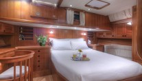 Sailing Yacht CONSTANTER - Master cabin