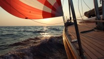 Sailing Yacht CONSTANTER - Sunset sail