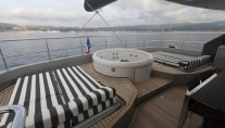Sailing Yacht Cartouche Spa Pool - A Blue Coast 95 Catamaran - Photo Credit Gilles Martin-Raget