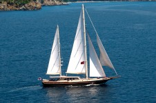 Sailing Yacht DAIMA - At Sail 1