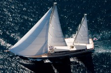 Sailing Yacht DAIMA - At Sail 2