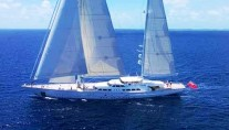 Sailing Yacht Felicita West - Sails