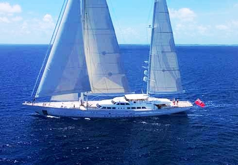 Sailing Yacht SPIRIT OF THE C's (ex Felicita West)