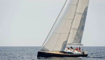 Sailing Yacht GOF - a Baltic 83 yacht