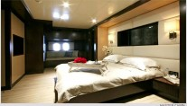Sailing Yacht Infinity Master Suite