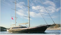 Sailing Yacht Infinity by Cobra Yachts