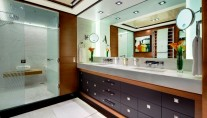 Sailing Yacht Kokomo III - The Master Ensuite Bathroom 2
