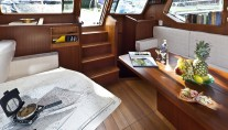 Sailing Yacht Myosotis -  Main Salon 2