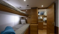 Sailing Yacht REINA - Bunks