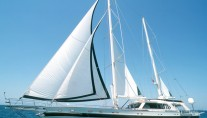 Sailing Yacht SEA BEAUTY