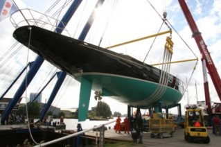 Sailing Yacht Skylge - launch
