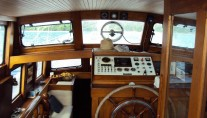 Sailing Yacht TAU -  Wheelhouse