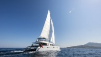 Sailing Yacht TWIN004