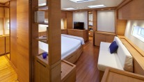 Sailing Yacht Thalima - Owner Cabin