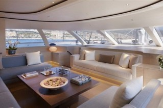 Sailing Yacht Twizzle - stunning interior