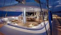 Sailing Yacht Twizzle built by Royal Huisman
