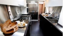 Sailing yacht ALIX - Galley