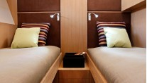 Sailing yacht ALIX - Starboard Cabin