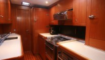 Sailing yacht ALPINA -   Galley