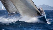 Sailing yacht ALPINA -   Racing